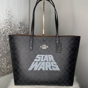 Coach x Star Wars Signature Large Town Tote